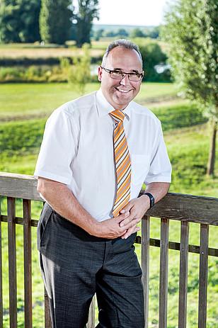 1. Bürgermeister Volker Schmitt
