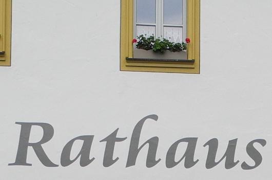 Rathauswegweiser